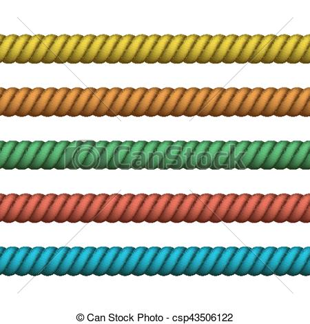 Rope clipart thick #9