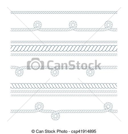 Rope clipart thick #10