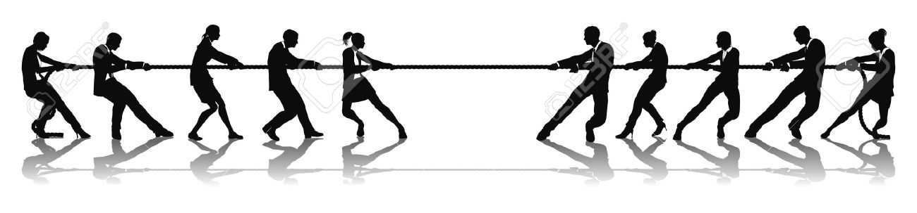 Rope clipart tug war rope #8