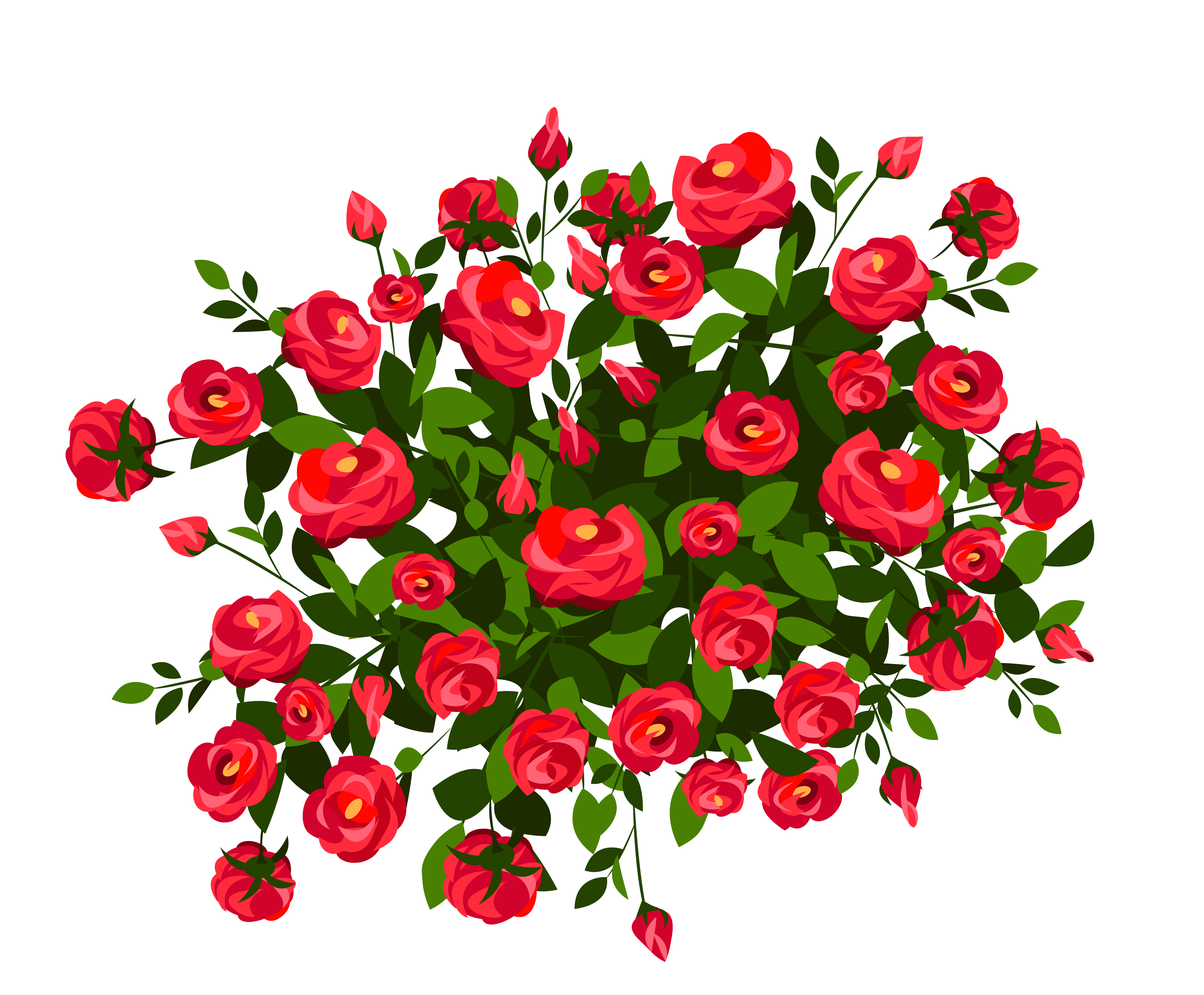 Rose Bush clipart Rose clipart Download drawings clipart