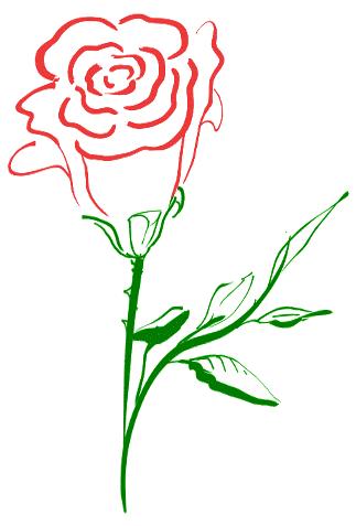 Rose clipart Graphics Public Free Domain Rose