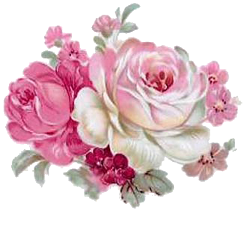 Rose clipart decal #5