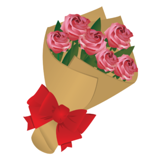 Rose clipart mothersday #11