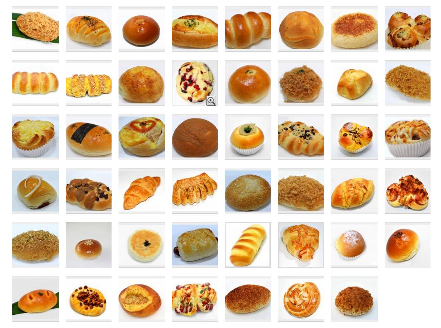 Roti clipart bakery 01 – 9 Shot 34