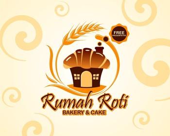 Roti clipart bakery Logo industri a72fcd7d0d bakery Design