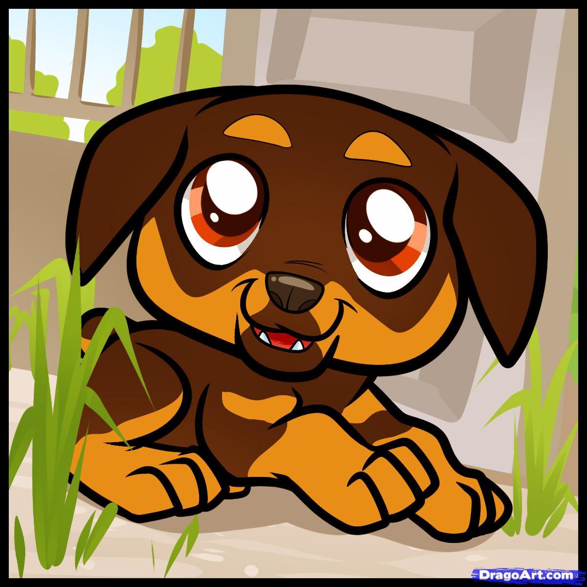 Drawn puppy rottweiler puppy Rottweiler draw Puppy rottweiler rottweiler