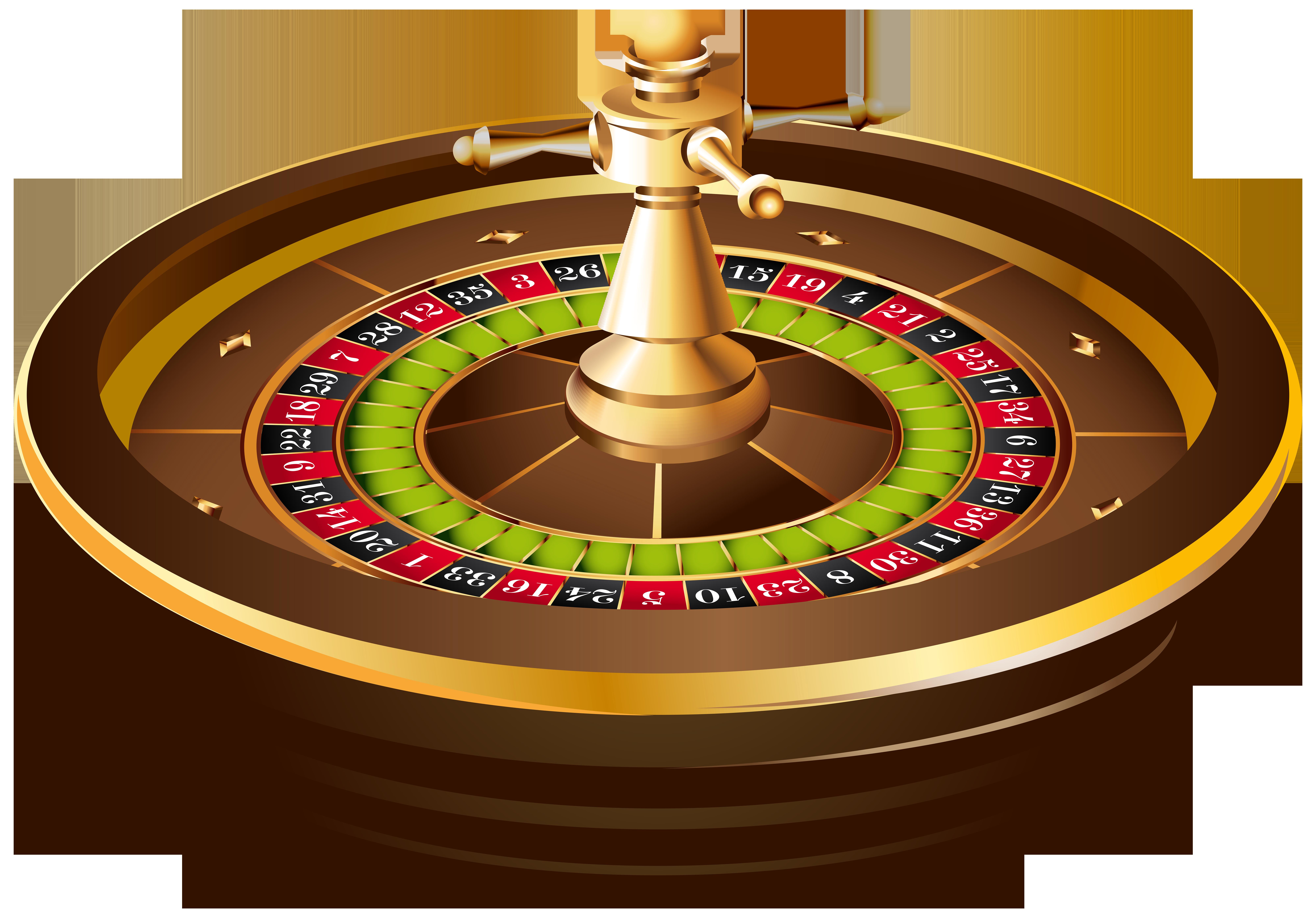 Roulette clipart – Download Casino Clip Roulette
