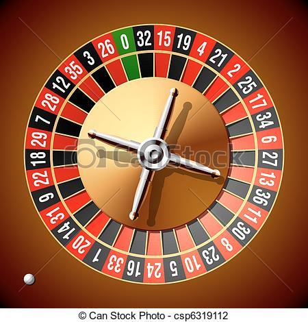 Roulette Wheel clipart electronic roulette #3