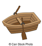 Row Boat clipart background  2 Cute boat Doodle