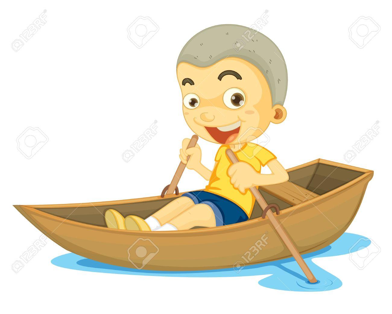 Row Boat clipart Illustrations #3346 Boat Row Row