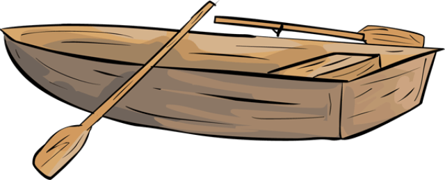 Row Boat clipart background Custom Boat Row Boat Art