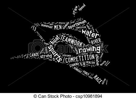 Row Boat clipart background Rowing boat and Rowing EPS