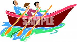 Asians clipart boat Row art (20+) boat Clipart