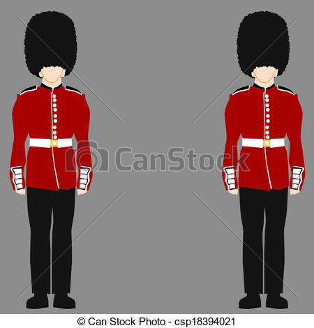 Royal Guards clipart queen england Guard Royal Illustration 2 guard