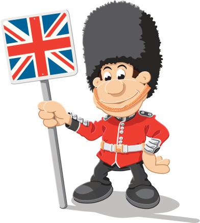 Army clipart british person #2