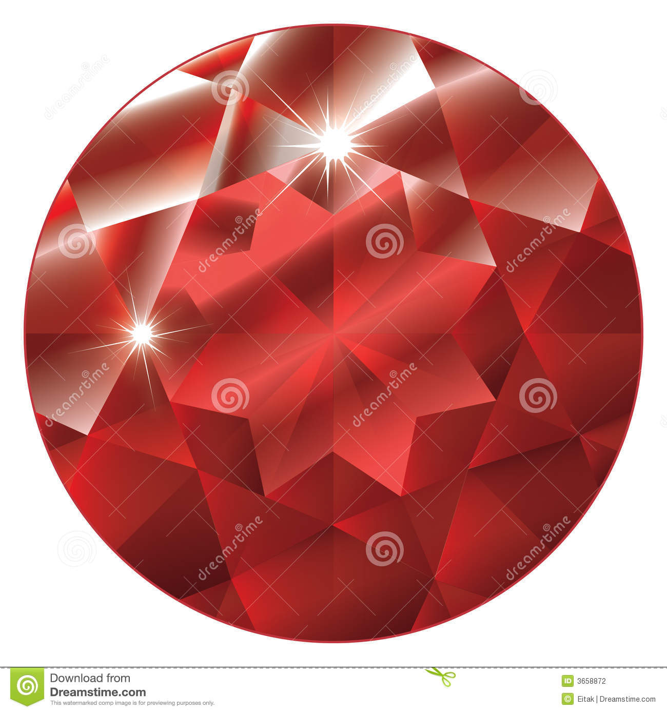 Ruby clipart Birthstone Ruby cliparts Clipart Ruby