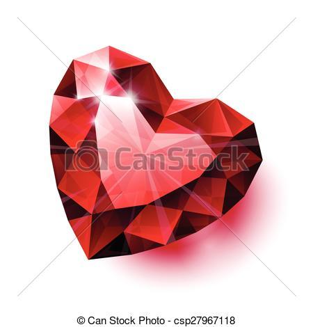 Ruby clipart diamond #8