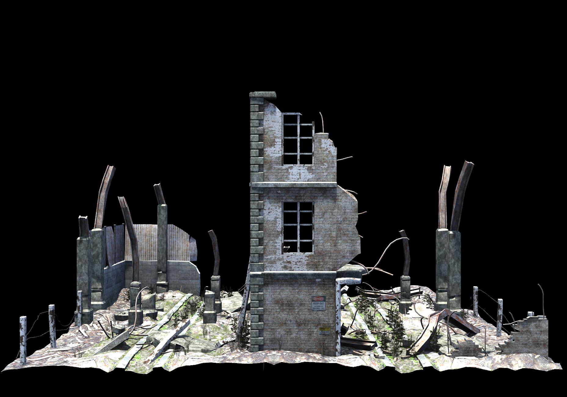 Ruin clipart broke #5