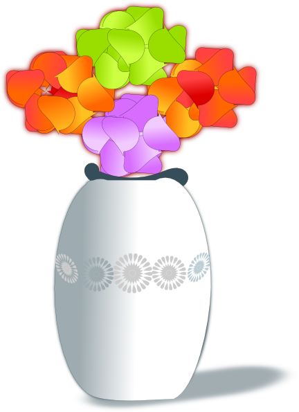 Vase clipart transparent On In  Flowers Clip