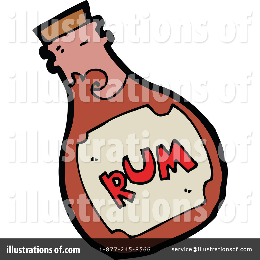 Rum clipart Clipart Illustration Clipart by Royalty