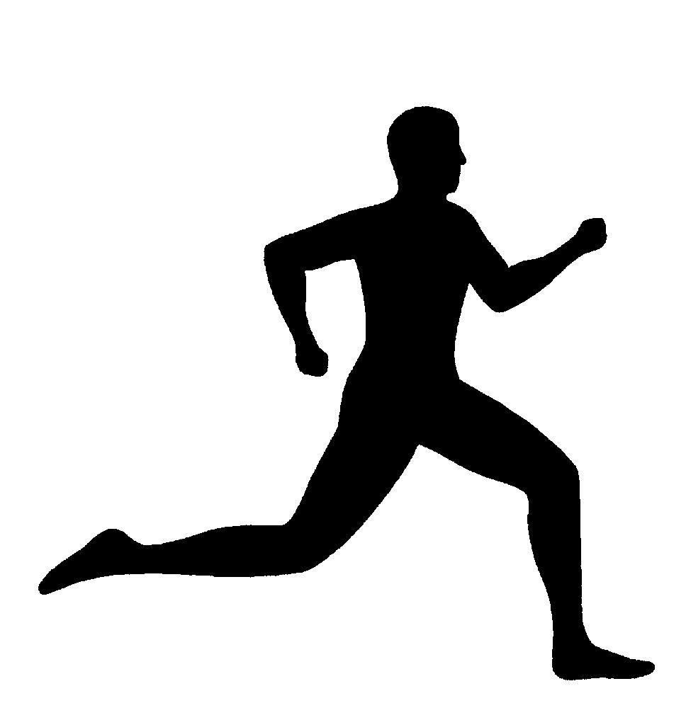 Running clipart Clip com art runner clipart