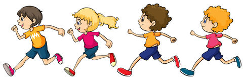 Race clipart child athletics Running art 3 kid clipart