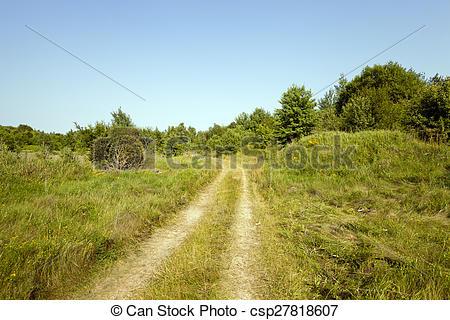 Rural clipart dirt road Vanishing road Stock rural Photo
