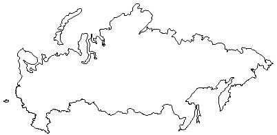 Russia clipart Russia Map Clipart #2