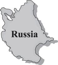 Russia clipart Russia Map Clipart #1