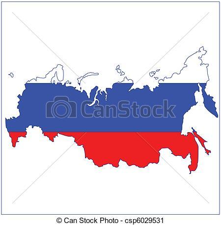 Russia clipart Russia Map Clipart #10