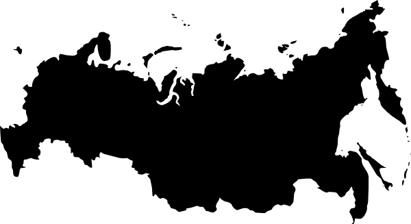 Russia clipart Russia Map Clipart #3