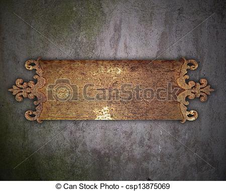 Rust clipart Rust element old on Old