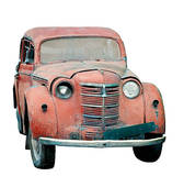 Rust clipart rusty car #13