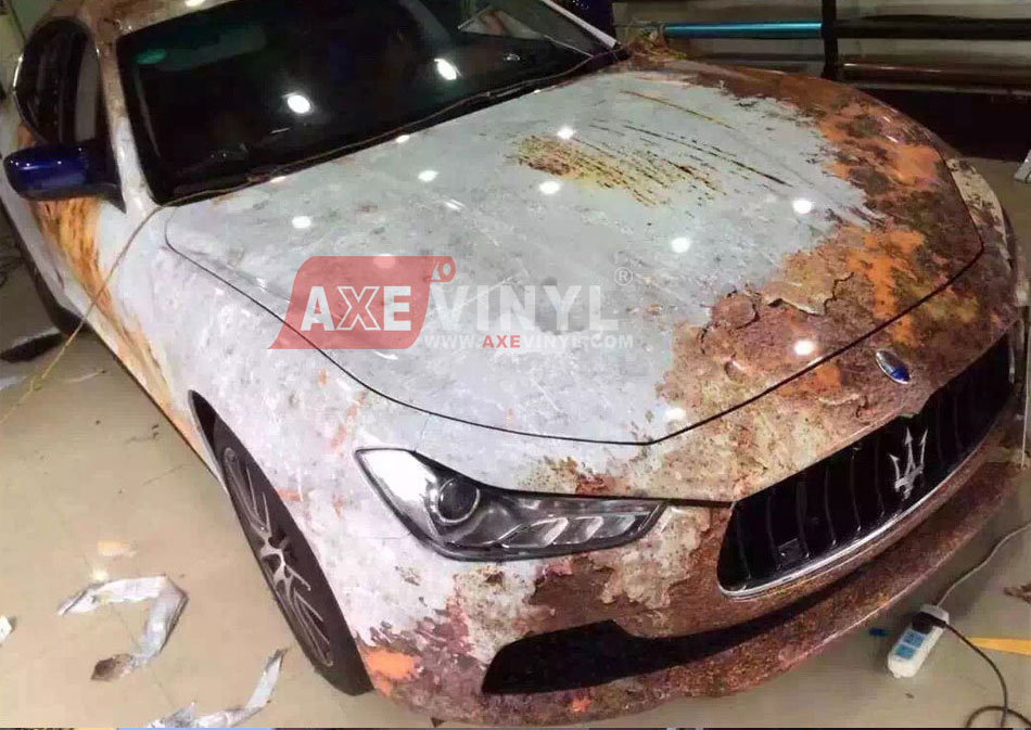 Rust clipart rusty car #11