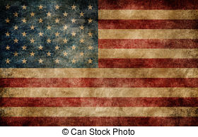 American Flag clipart rustic Art and 64 Clip American