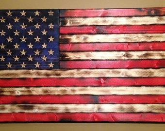 Rustic clipart american flag X Rustic Stars flag 5
