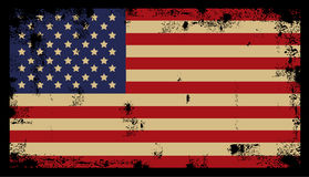 Rustic clipart american flag Faded Flag Faded flag art
