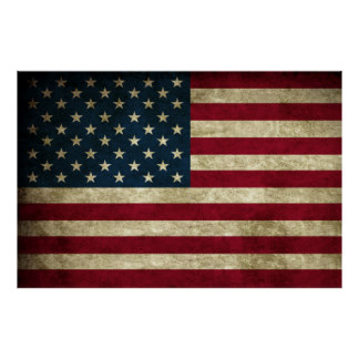 American Flag clipart rustic American Print Flag Distressed Distressed