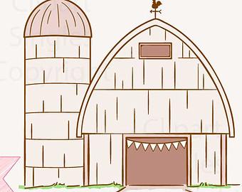 Barn clipart rustic barn Barn Cliparts Rustic barn Cliparts
