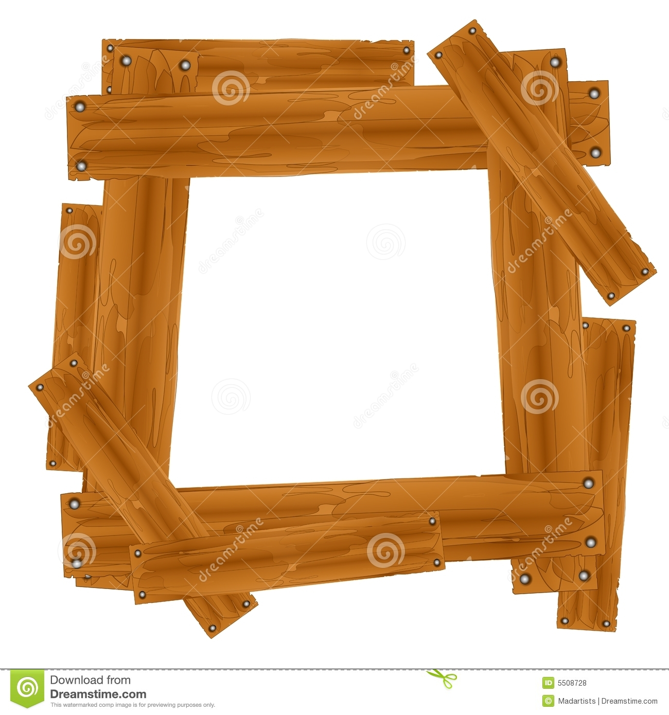 Planks clipart wood border #2
