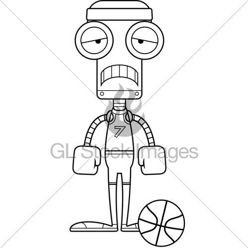 Sad clipart basketball player #8