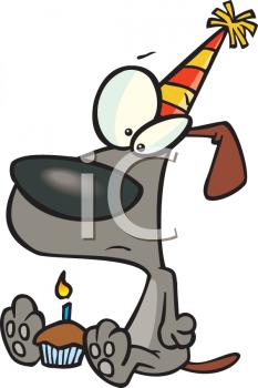 Sad clipart birthday #5