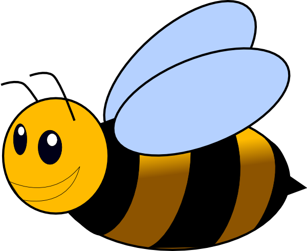 Sad clipart bumble bee #9