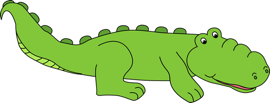 Alligator clipart sad At a Very Smile at