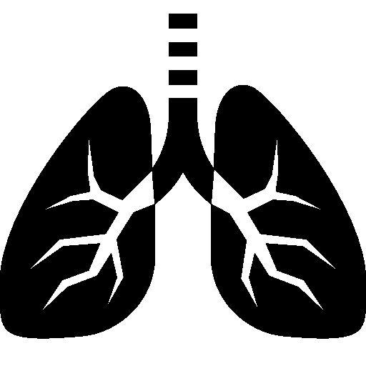 Sad clipart lung #3