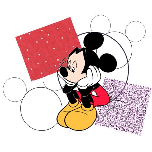 Sad clipart mickey mouse #12