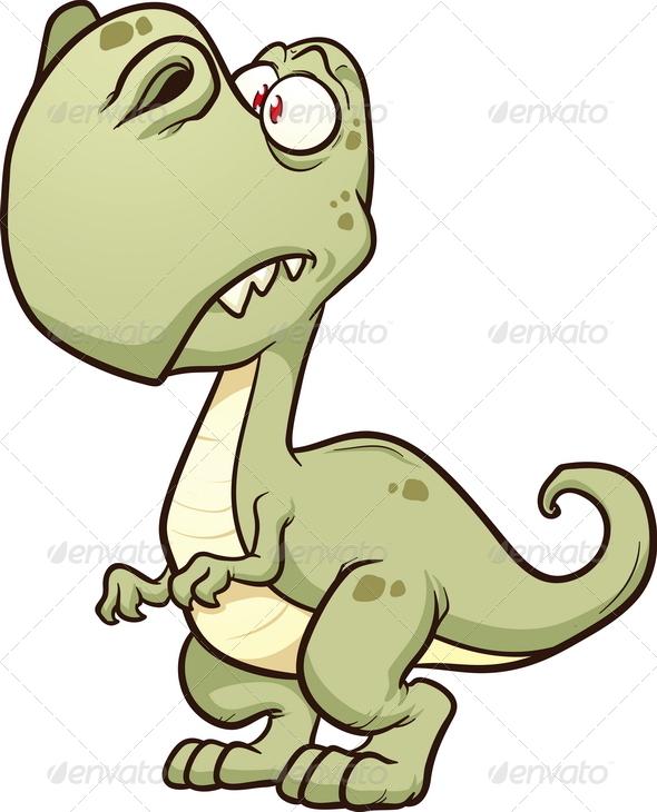 Sad clipart t rex #10
