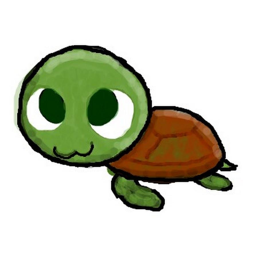 Drawn sea turtle big eye YouTube Matthew  Araiza