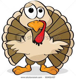 Turkey clipart sad #5