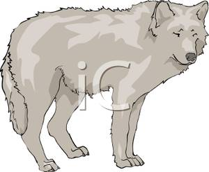Wolf clipart sad Wolf Free Royalty Wolf Clipart